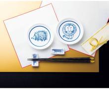 リサ・ラーソンの豆皿&箸置きセットが付録に! 『GLOW』新年号、11/28発売