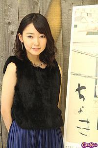 注目フレッシュ女優・増田璃子、初主演長編映画『ちょき』で盲目の少女役を熱演