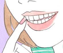 印象アップから口臭予防まで! 口腔内エイジングケア方法