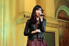 横山ルリカが新アルバム発売記念イベント アイドリング!!!卒業を経て成長した歌唱力で新曲熱唱