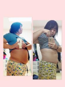 やしろ優 3キロ痩せたお腹の写真公開し、様々なダイエット実践を宣言