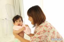 お風呂でトライ! ママと赤ちゃんの乾燥を防ぐ浴室保湿ケアのコツ