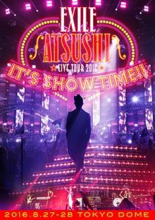 EXILE ATSUSHI、ソロ史上初の6大ドームツアーから東京ドーム公演を豪華ゲストも含め完全映像化