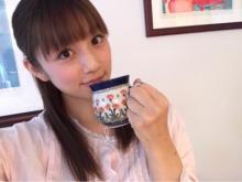 小倉優子 久しぶりの自撮り公開、「相変わらず可愛い」の声