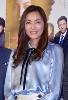 瀬戸朝香、2年ぶり女優復帰に充実感 共演者が夫・井ノ原快彦の支え明かす「心配で現場に来ていた」
