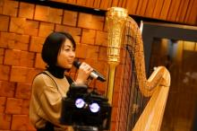 宇多田ヒカル、復帰後初の生歌披露 変わらぬ歌唱力にファン歓喜