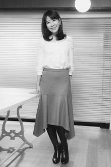 【著者に訊け】和田裕美氏 初小説『ママの人生』