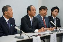和歌山県議、無罪を主張=寄付偽装の脱税事件-大阪地裁
