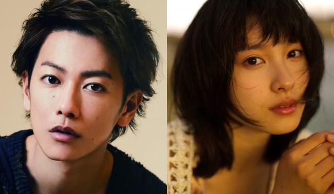 土屋太鳳、佐藤健は「私の目標です」 『8年越しの花嫁』W主演で映画化決定