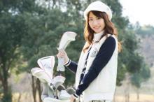 AKB48・柏木由紀、かわい過ぎるゴルフウエア姿!