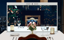遠距離カップル必見!2人の距離をつなぐ「SYNC DINNER」で忘れられないクリスマスを