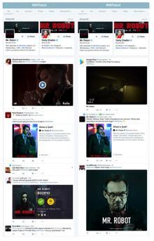 Twitter、検索結果の表示が関連性・重要度・情報密度などが高い順に変更