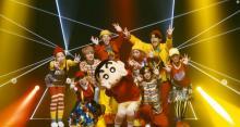 欅坂46の振付師が『クレヨンしんちゃん』主題歌を担当 MV初公開