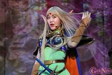 HKT48多田愛佳が愛らしいエルフを熱演! 和製ファンタジーの傑作『ロードス島戦記』がスペクタクルな舞台に