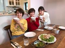 古畑星夏の取材力に驚き 平野レミ&和田明日香から人生勉強