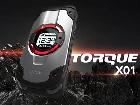 au、2010年以来の堅牢ガラケー「TORQUE X01」発売。米国国防総省基準18項目クリア