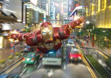 香港ディズニーランド・リゾートにアイアンマンのアトラクションが誕生!