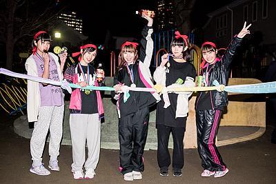 閃光ロードショー、2月開催の初台ワンマンライブ「SOLD OUT祈願マラソン」を完走