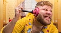 耳の中からガサガサと音がするのは病気かなにかですか?