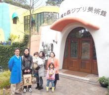 ジブリ美術館、来館者1000万人到達 宮崎駿監督初のCGアニメも「今年中には」