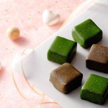祇園辻利から新作チョコレート「chocolat mou(ショコラムー)」が登場
