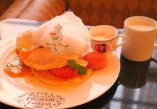 アンバサダーホテルにハワイ感じるオラフのパンケーキ!