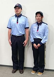 日本郵便が制服刷新