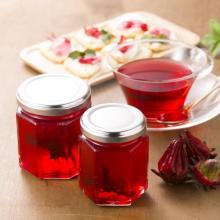 ルビーのような真紅が美しい「青い森の天然赤色りんごジャム」、ヴィレヴァン通販サイトに