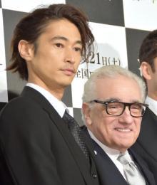 窪塚洋介、映画プレミアで圧倒スピーチ スコセッシ監督の敬意に感謝