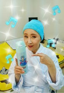 小林幸子 オリジナルマイボトルを披露、3つのこだわり