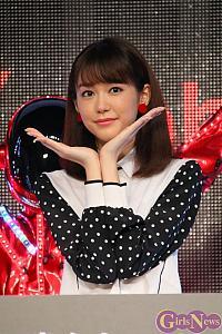 桐谷美玲、ピコ太郎の武道館公演決定にビックリ!「観に行かせていただきます」