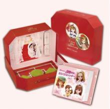 リカちゃん50周年記念の日めくりカレンダー2月8日発売。ケースは初代リカちゃんハウス風
