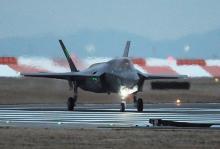 F35ステルス機、岩国配備=米国外で初・海兵隊-対北朝鮮、中国にらみ