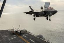 新機種、飛行に不安の声=機体運用実績少なく-F35配備で山口・沖縄