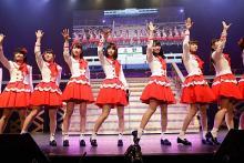 NGT48が初の単独コンサート 「Maxとき」東京~新潟間と同じ2時間7分のライブ
