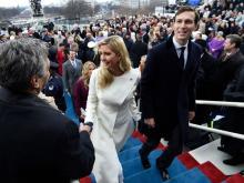 美人すぎるトランプ氏の娘イヴァンカ・トランプ、米大統領就任式でのファッション解説 華麗なるサクセスストーリーも話題