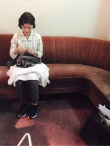 芳根京子 「べっぴんさん」おばさん度が増した姿公開