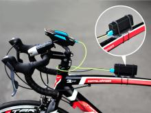 ビーズ、自転車にスマホやモバイルバッテリーを固定できる多用途マウントを発売
