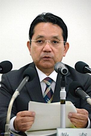 前副知事の口利き認定、沖縄