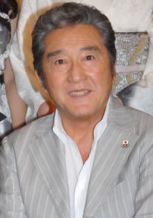 松方弘樹さん死去 74歳 昨年3月に脳リンパ腫と診断