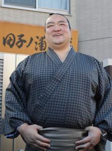 横綱稀勢の里、25日に誕生=相撲協会理事会で正式決定