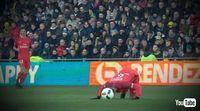 サッカーで「GKに無理やり頭でバックパス」→「反則」になる珍プレー このルール知ってた?