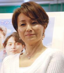 仁科亜季子、松方さん復帰「信じてた」 ブログで胸中明かす