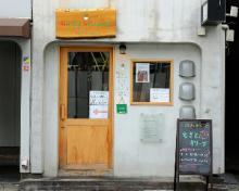 ハマグリスープとストレート麺が絡む「蛤SOBA」
