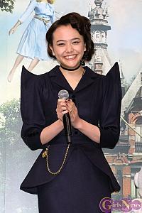 松井愛莉をティム・バートン監督が絶賛「日本版ミス・ペレグリンを撮りたい」