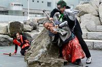 田口トモロヲ、悪の総帥になるため毎日緑の液体を飲み続ける ドラマ「バイプレイヤーズ」第4話