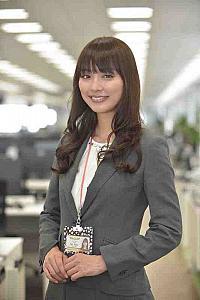 内田理央、肉食系婚活女子のパラリーガル役を演じる 3月放送特別ドラマにて