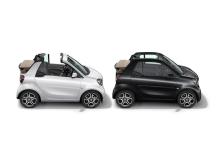 スマート「フォーツーカブリオ」の特別仕様車、期間限定で注文受付開始