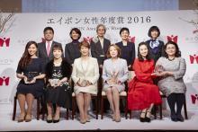 ももクロ・百田夏菜子「毎日がとても充実」――朝ドラが「エイボン女性年度賞」芸術賞を受賞