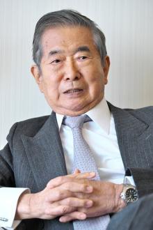 石原慎太郎氏 天皇退位問題に「企業の社長交代とは違う」